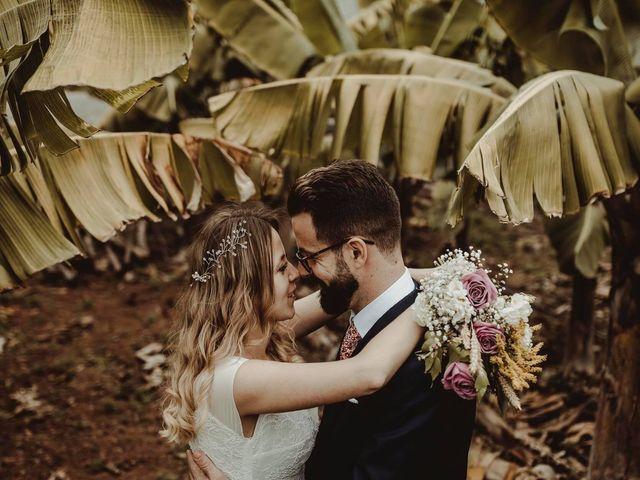 La boda de Kasia y Miguel en Arucas, Las Palmas 15