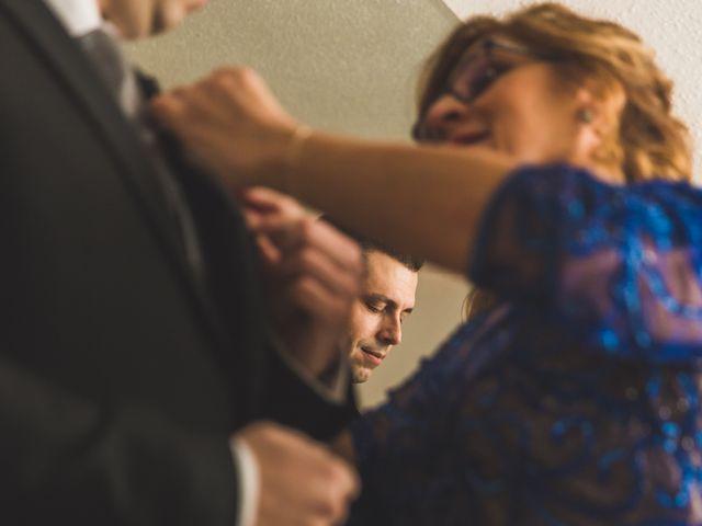La boda de Sergio y Ana en Alacant/alicante, Alicante 11