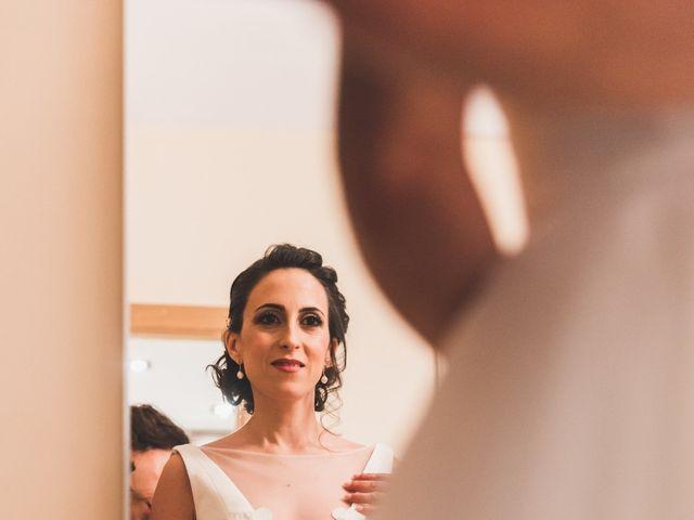 La boda de Sergio y Ana en Alacant/alicante, Alicante 20