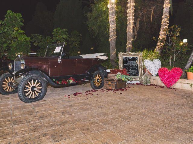 La boda de Sergio y Ana en Alacant/alicante, Alicante 23