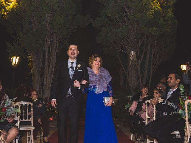 La boda de Sergio y Ana en Alacant/alicante, Alicante 24