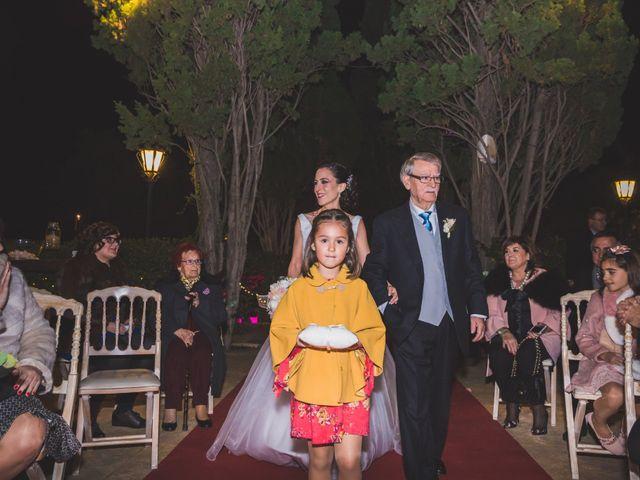La boda de Sergio y Ana en Alacant/alicante, Alicante 25