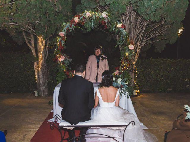 La boda de Sergio y Ana en Alacant/alicante, Alicante 27