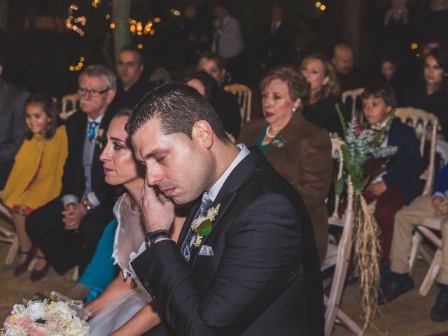 La boda de Sergio y Ana en Alacant/alicante, Alicante 28