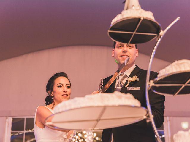 La boda de Sergio y Ana en Alacant/alicante, Alicante 32
