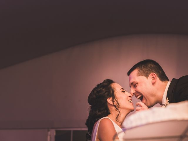 La boda de Sergio y Ana en Alacant/alicante, Alicante 33