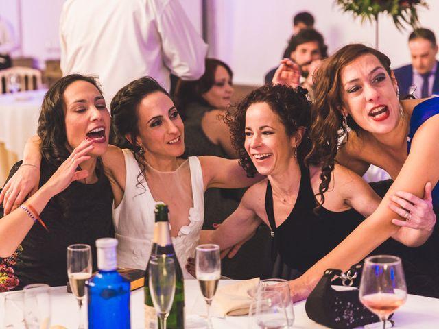 La boda de Sergio y Ana en Alacant/alicante, Alicante 34