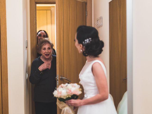 La boda de Sergio y Ana en Alacant/alicante, Alicante 22