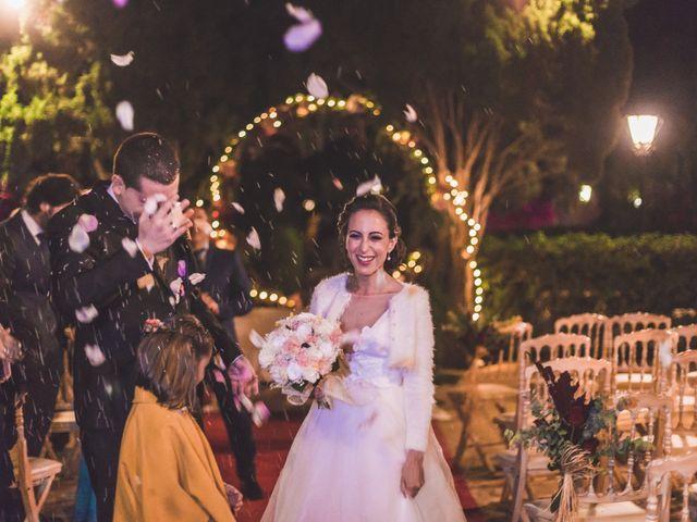La boda de Sergio y Ana en Alacant/alicante, Alicante 31