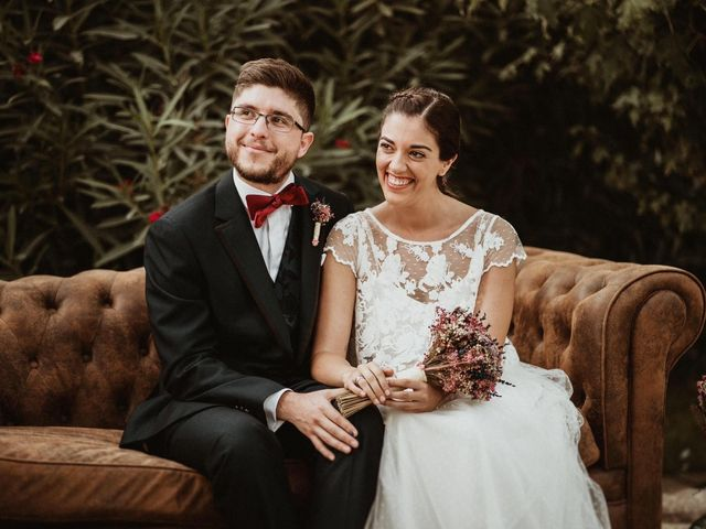 La boda de Jordi y Júlia en La Fuliola, Lleida 1