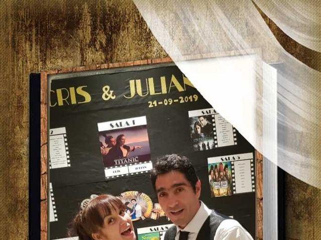 La boda de Julian y Cristina en Palencia, Palencia 1