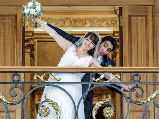 La boda de Cristina y Julian