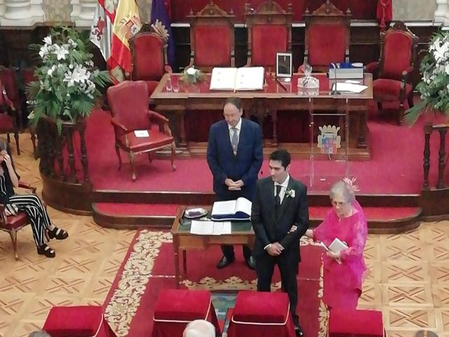 La boda de Julian y Cristina en Palencia, Palencia 5