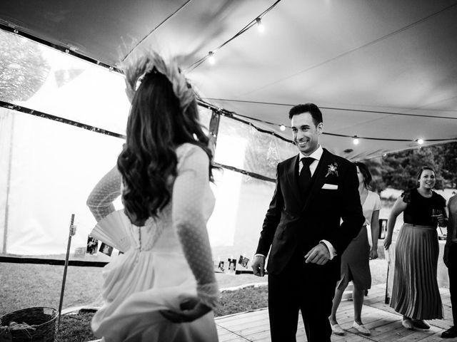 La boda de Garbiñe  y Ivan