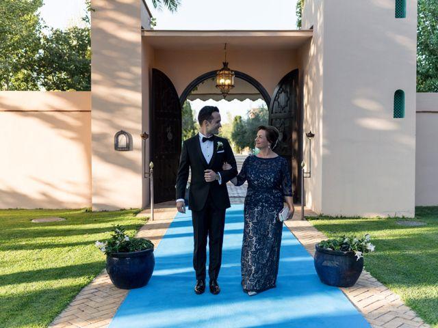 La boda de Alfonso y Carlos en Granada, Granada 18