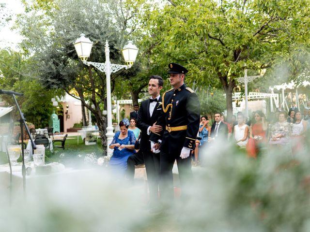 La boda de Alfonso y Carlos en Granada, Granada 19