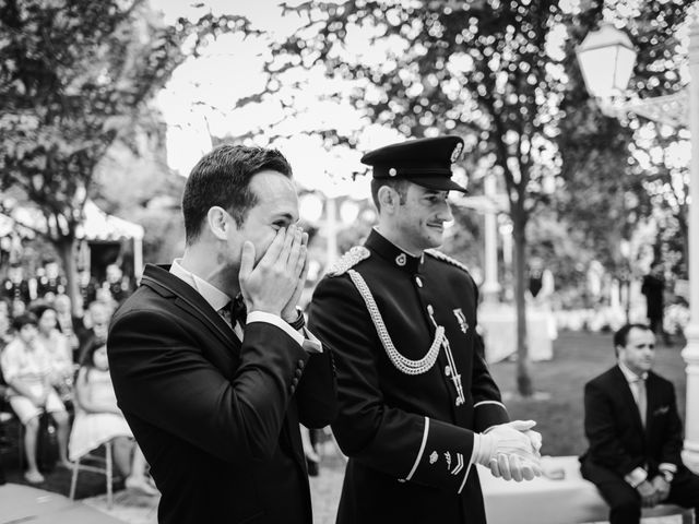 La boda de Alfonso y Carlos en Granada, Granada 20