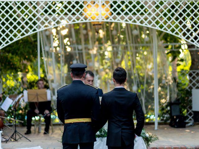 La boda de Alfonso y Carlos en Granada, Granada 21