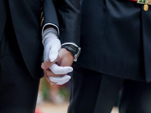 La boda de Alfonso y Carlos en Granada, Granada 22
