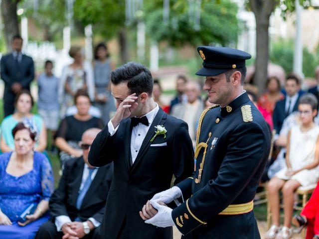 La boda de Alfonso y Carlos en Granada, Granada 24