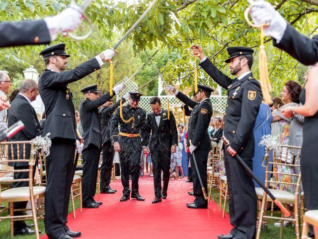 La boda de Alfonso y Carlos en Granada, Granada 25