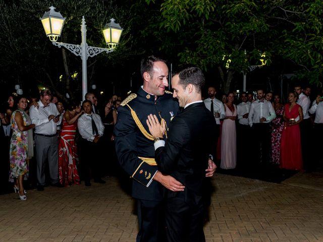La boda de Alfonso y Carlos en Granada, Granada 33