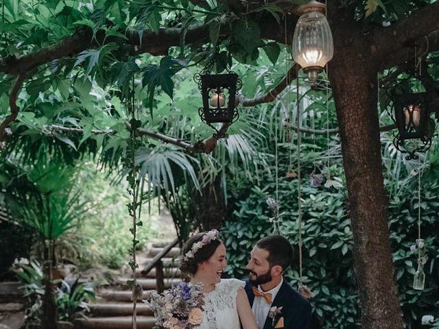 La boda de Guillermo y Claudia en Arbucies, Girona 3