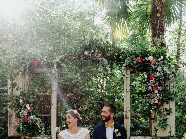 La boda de Guillermo y Claudia en Arbucies, Girona 4