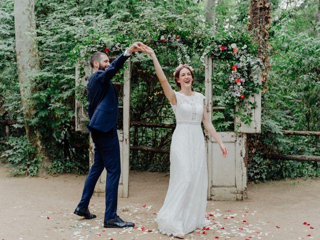 La boda de Guillermo y Claudia en Arbucies, Girona 2