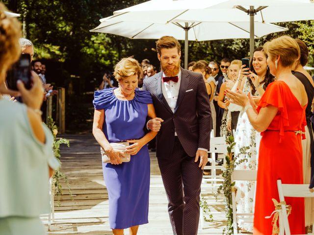 La boda de Breixo y Allende en Ourense, Orense 12
