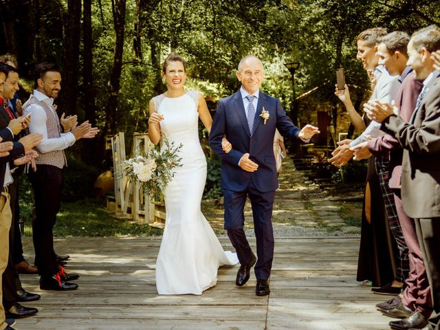 La boda de Breixo y Allende en Ourense, Orense 13