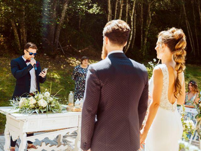 La boda de Breixo y Allende en Ourense, Orense 14