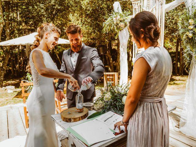 La boda de Breixo y Allende en Ourense, Orense 19