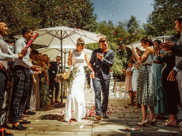 La boda de Breixo y Allende en Ourense, Orense 20