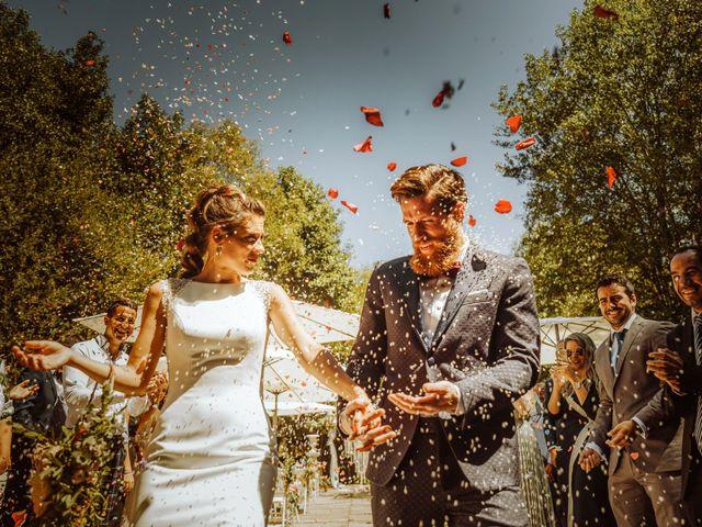 La boda de Breixo y Allende en Ourense, Orense 21
