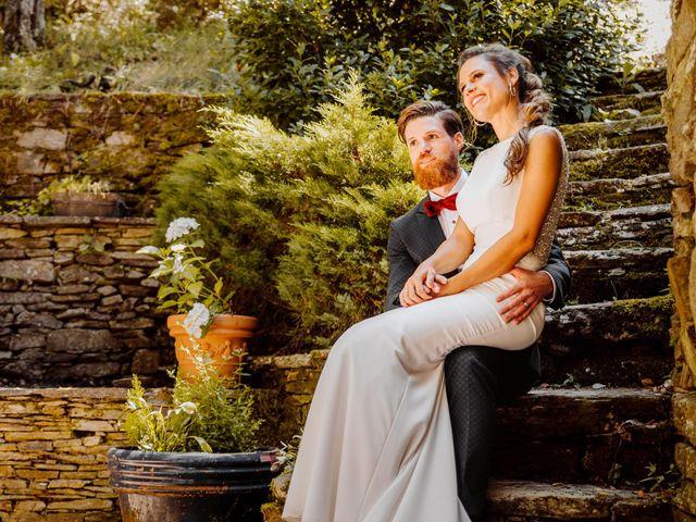 La boda de Breixo y Allende en Ourense, Orense 23