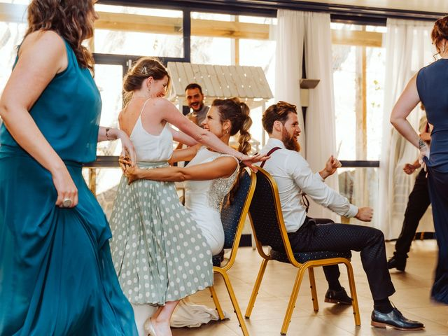La boda de Breixo y Allende en Ourense, Orense 29