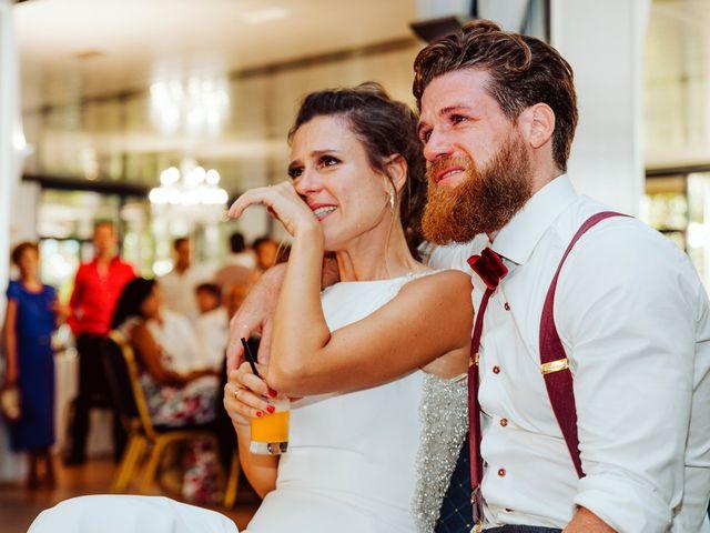 La boda de Breixo y Allende en Ourense, Orense 35