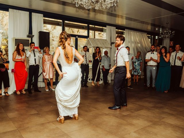 La boda de Breixo y Allende en Ourense, Orense 43