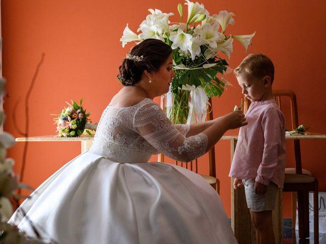 La boda de Rubén y Elisabet en Nules, Castellón 8