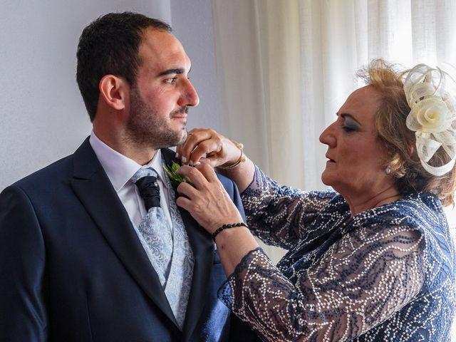 La boda de Rubén y Elisabet en Nules, Castellón 9