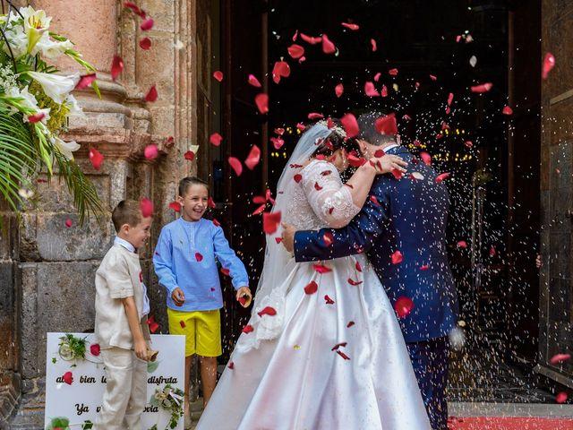 La boda de Rubén y Elisabet en Nules, Castellón 12
