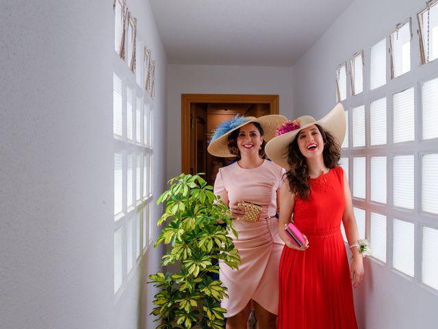 La boda de Rubén y Elisabet en Nules, Castellón 17