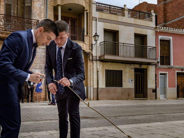 La boda de Rubén y Elisabet en Nules, Castellón 18
