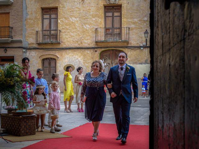 La boda de Rubén y Elisabet en Nules, Castellón 19