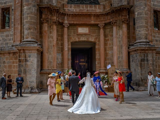 La boda de Rubén y Elisabet en Nules, Castellón 21