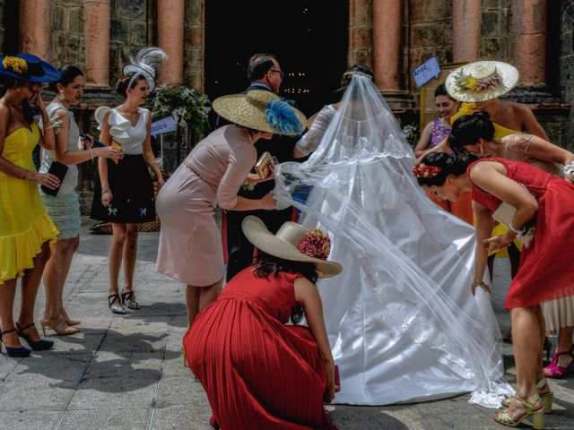 La boda de Rubén y Elisabet en Nules, Castellón 22