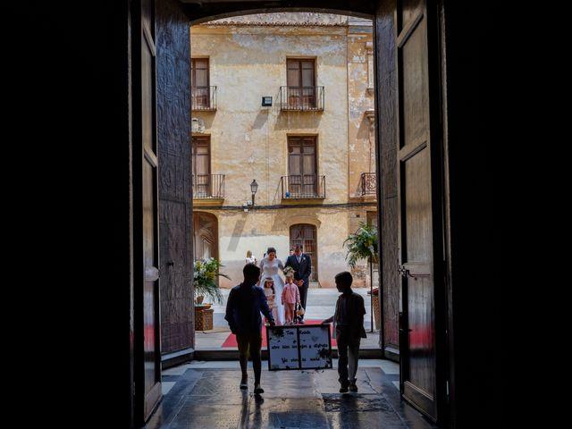 La boda de Rubén y Elisabet en Nules, Castellón 23