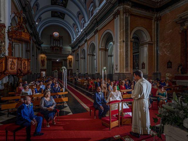 La boda de Rubén y Elisabet en Nules, Castellón 24