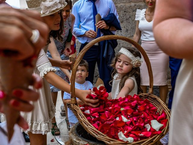 La boda de Rubén y Elisabet en Nules, Castellón 27